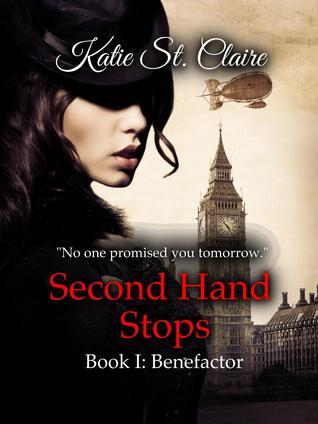 Second Hand Stops (The Van Buren Series #1)  - Katie St. Claire