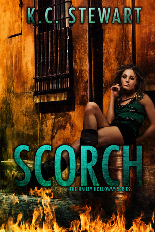 Scorch (Hailey Holloway, #3)