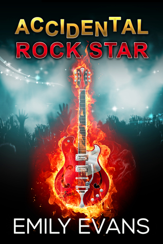Accidental Rock Star by Emiy Evans