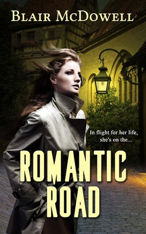 {Interview} with Blair McDowell, author of Romantic Road (with Excerpt and Giveaway)