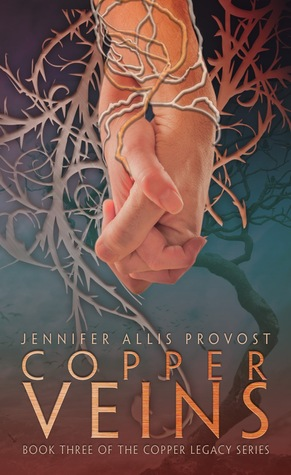 Copper Veins (Copper Legacy #3)