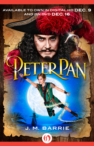 book review peter pan j.m. barrie