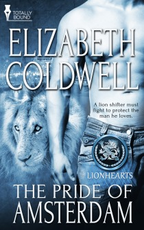 Book Review: The Pride of Amsterdam (Lionhearts #1) by Elizabeth Coldwell