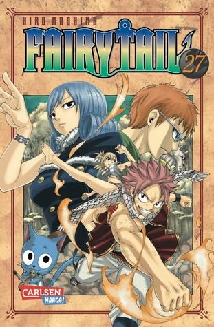 Fairy Tail, Band 27 (Fairy Tail, #27)  by  Hiro Mashima
