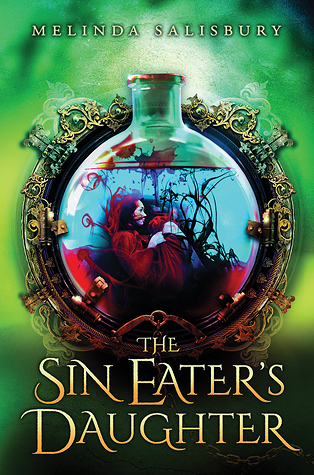 Blog Tour: The Sin Eater's Daughter (The Sin Eater's Daughter #1) by Melinda Salisbury | Review + Giveaway