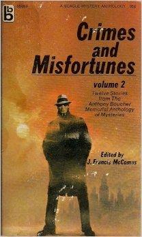 Crimes and Misfortunes Volume 2 J. Francis McComas