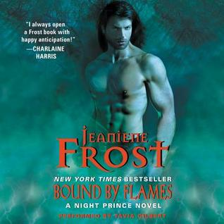 Audiobook Review: Bound by Flames by Jeaniene Frost