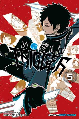 World Trigger, Vol. 5