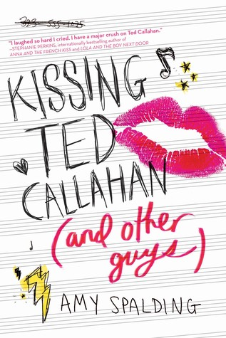 Kissing Ted Callahan (and other guys)