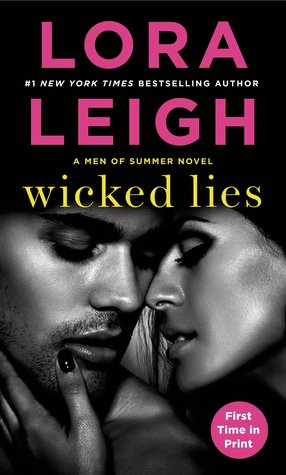 Book Review: Lora Leigh's Wicked Lies