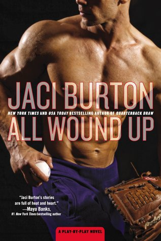 Book Review: All Wound Up by Jaci Burton