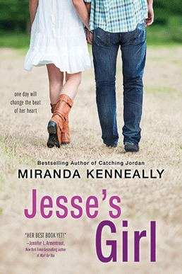 Waiting on Wednesday: Jesse's Girl by Miranda Kenneally