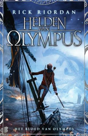 Het Bloed van Olympus (Helden van Olympus, #5)