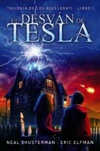 El desván de Tesla (Accelerati, #1)
