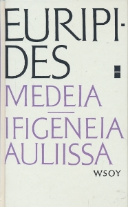 Medeia & Ifigeneia Auliissa  by  Euripides