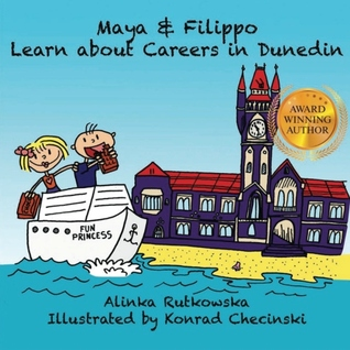 Maya & Filippo Learn about Careers in Dunedin by Alinka Rutkowska