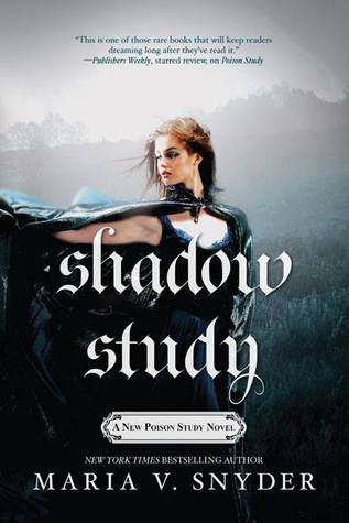 Book 4: SHADOW STUDY