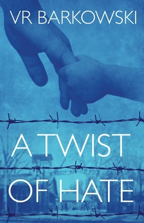 A Twist of Hate by V.R. Barkowski