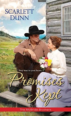 Promises Kept (The McBride Brothers, #1)