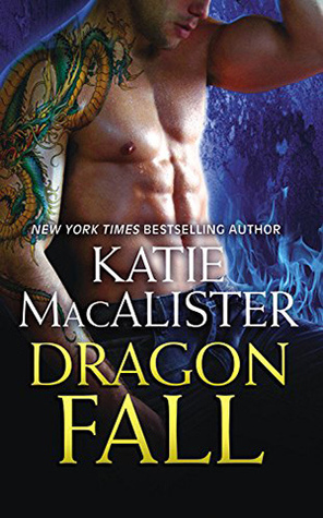 Dragon Fall (Black Dragons, #1)