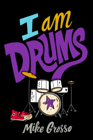 i am drums by Mike Grosse