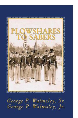 Plowshares to Sabers: Journal of a Civil War Horse Soldier G P Walmsley Sr