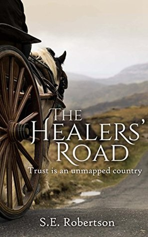 Fantasy Review: 'The Healers' Road' by S E Robertson