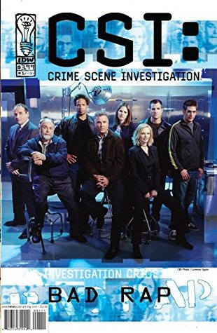 CSI: Bad Rap #1  by  Max Allan Collins