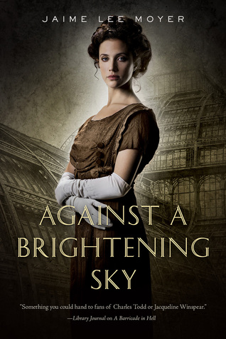 Against a Brightening Sky by Jaime Lee Moyer