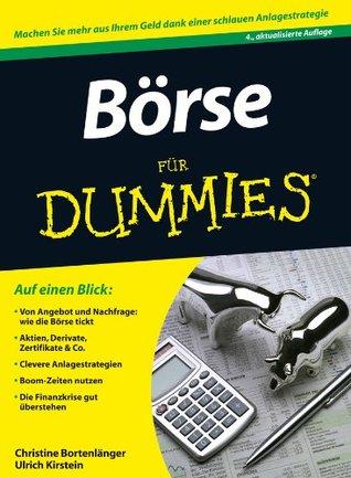 Börse für Dummies  by  Christine Bortenlänger