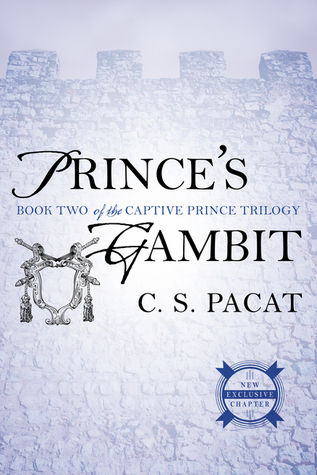 DNF Review: Prince's Gambit by C.S. Pacat