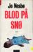 Blod p� sn�