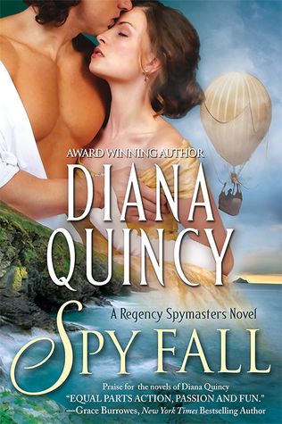 Spy Fall by Diana Quincy