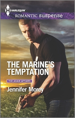 The Marine's Temptation (The Adair Affairs #2)