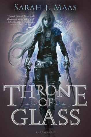 Throne of Glass (Throne of Glass #1) by Sarah J. Maas | Review