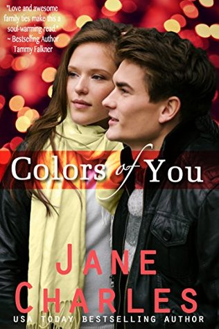 Colors of You (Baxter Academy Book 1) Jane Charles