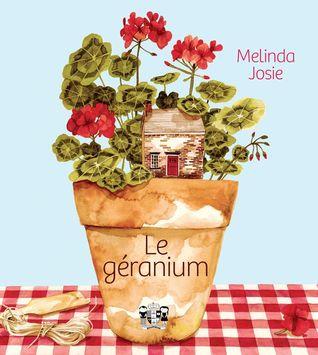 Le géranium  by  Mélanie tellier