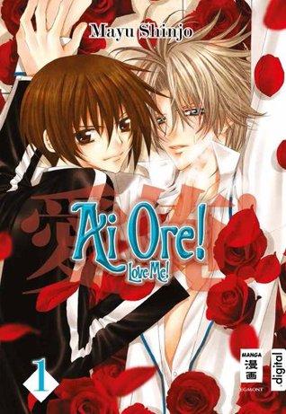 Ai Ore! Love me! 01 Mayu Shinjo