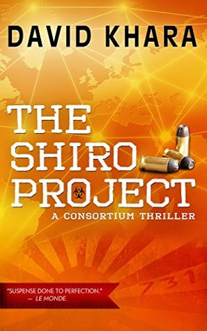 Book Review: The Shiro Project by David Khara