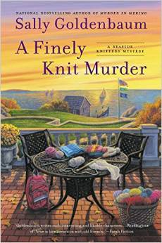 A Finely Knit Murder by Sally Goldenbaum