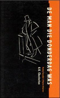 De man die Donderdag was. een nachtmerrie  by  G.K. Chesterton