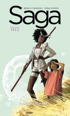 Saga. Capítulo tres (2014)