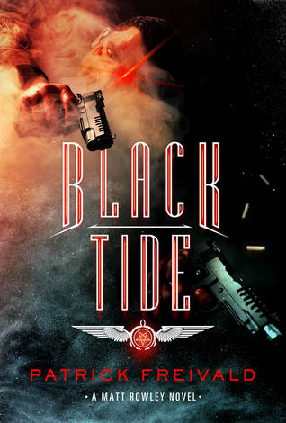 Black Tide by Patrick Freivald