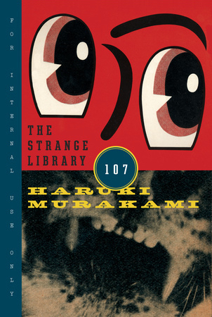 The Strange Library by Haruki Murakami thumbnail