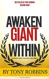 Awaken Giant Within by Tony Robbins: Resume Book, Anthony Robbins