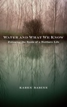 Water and What We Know by Karen Babine