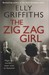 The Zig Zag Girl (DI Stephens & Max Mephisto, #1) by Elly Griffiths