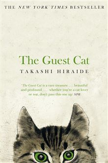 http://www.goodreads.com/book/show/23352450-the-guest-cat