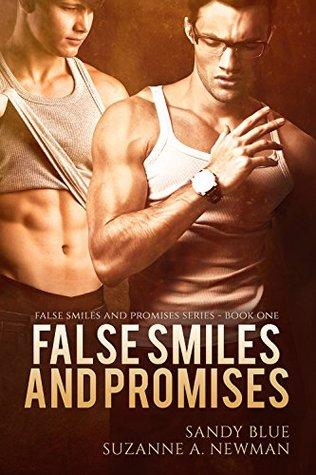 False Smiles And Promises: A M/M Erotic Romance Novella
