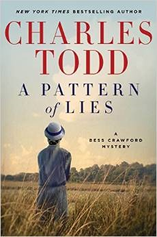 Book Review: Charles Todd's A Pattern of Lies